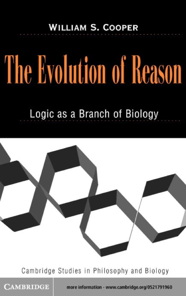 The Evolution of Reason