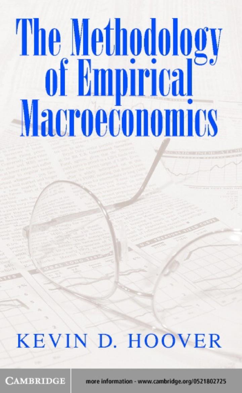 The Methodology of Empirical Macroeconomics