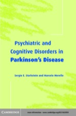"""Psychiatric and Cognitive Disorders in Parkinson's Disease"" (9780511033872)"
