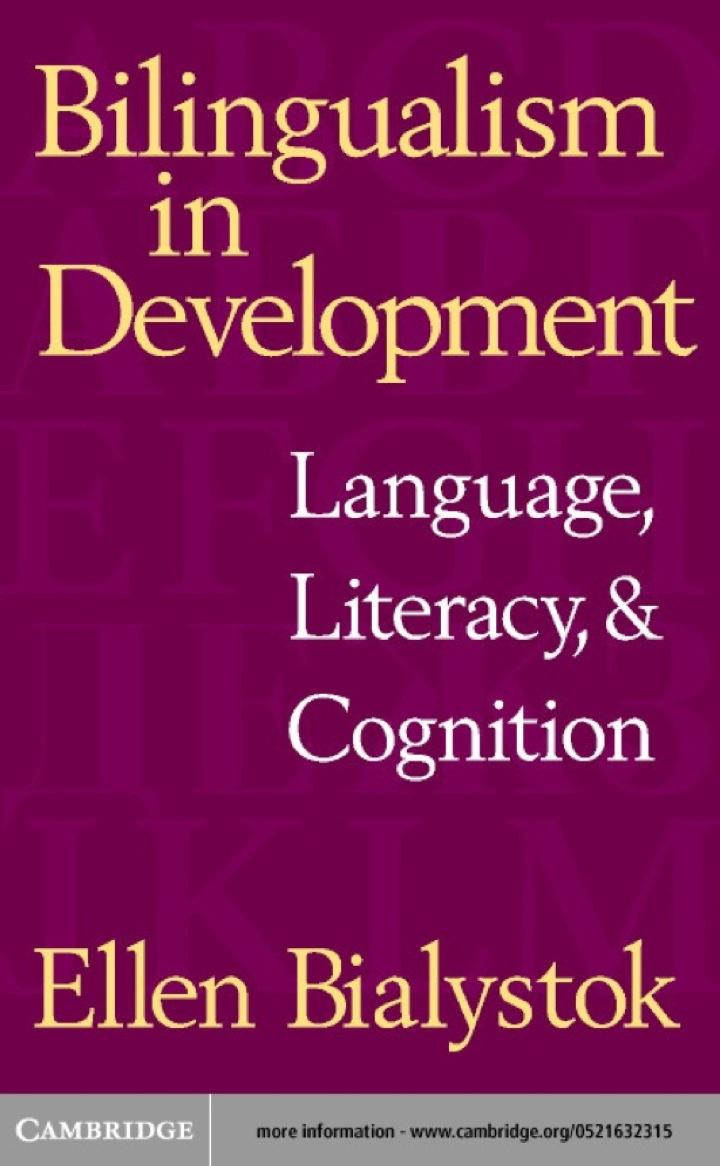 Bilingualism in Development