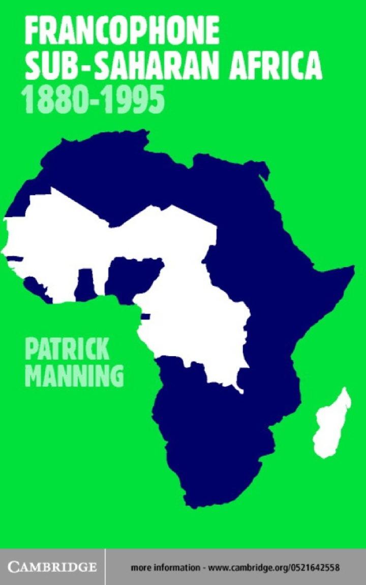 Francophone Sub-Saharan Africa 1880–1995