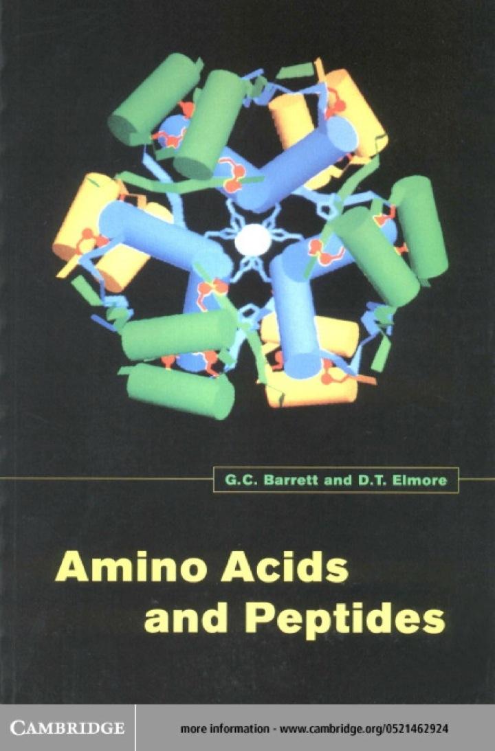 Amino Acids and Peptides