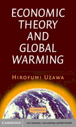 """""""Economic Theory and Global Warming"""" (9780511055805)"""