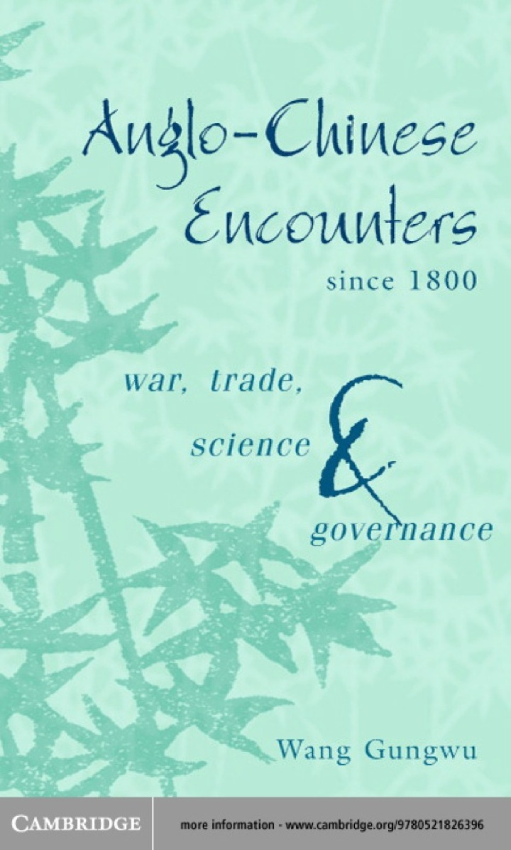 Anglo-Chinese Encounters since 1800