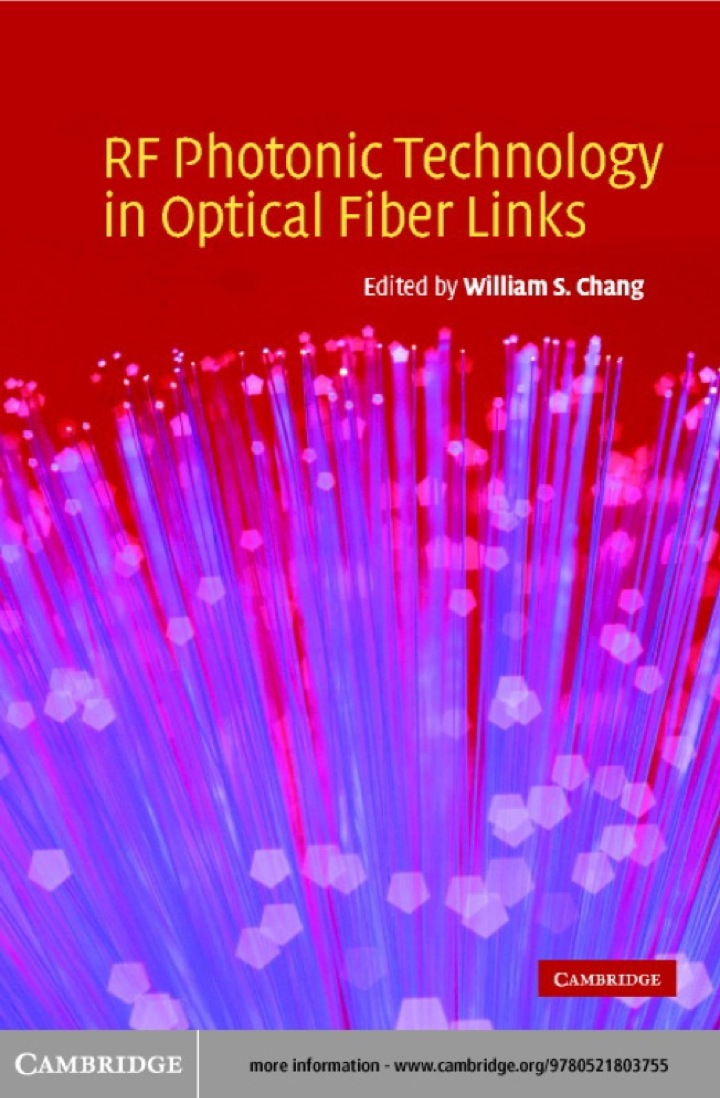 RF Photonic Technology in Optical Fiber Links