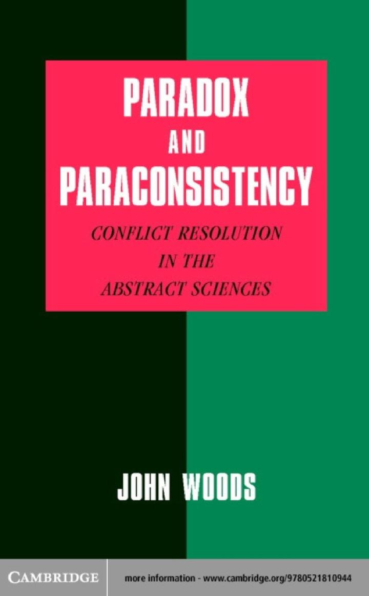 Paradox and Paraconsistency