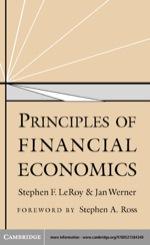"""""""Principles of Financial Economics"""" (9780511059506)"""