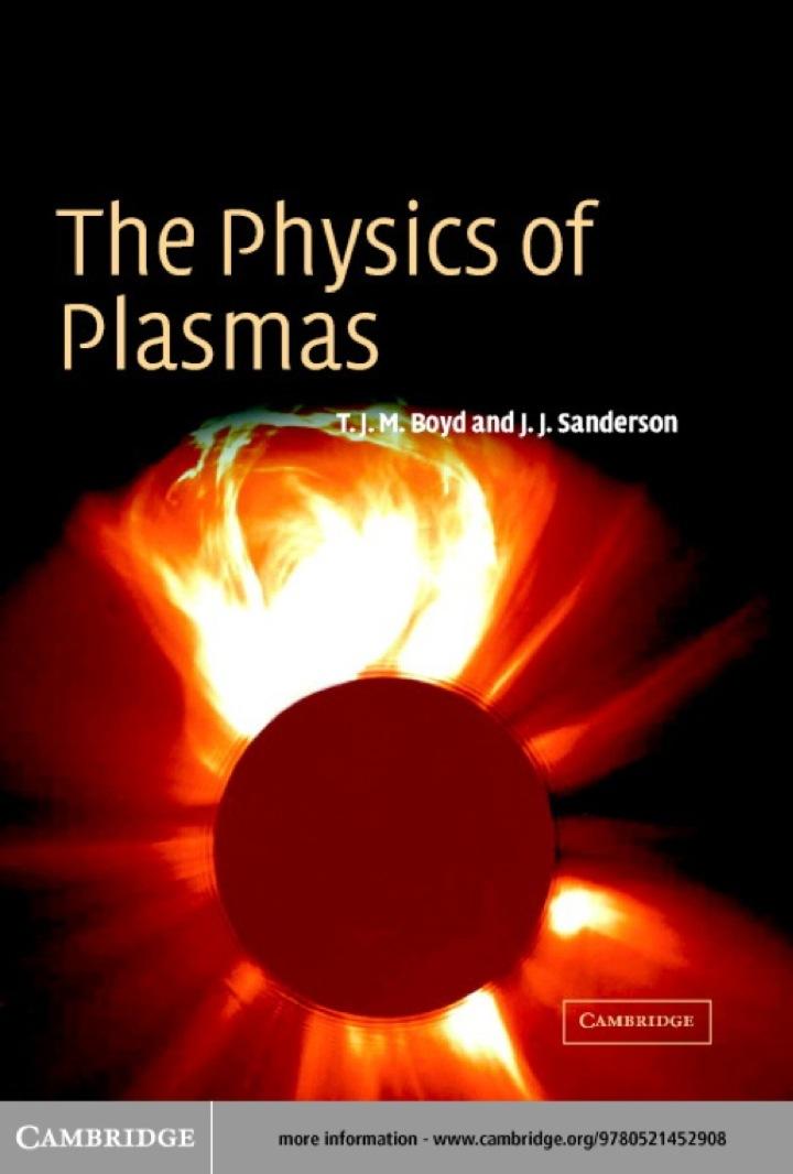 The Physics of Plasmas