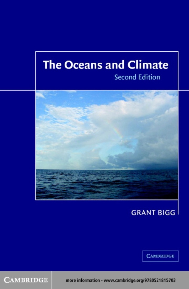 The Oceans and Climate