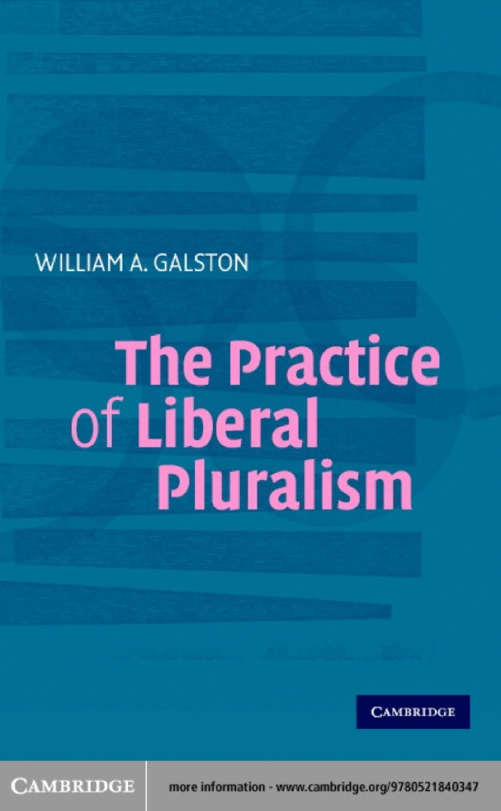 The Practice of Liberal Pluralism