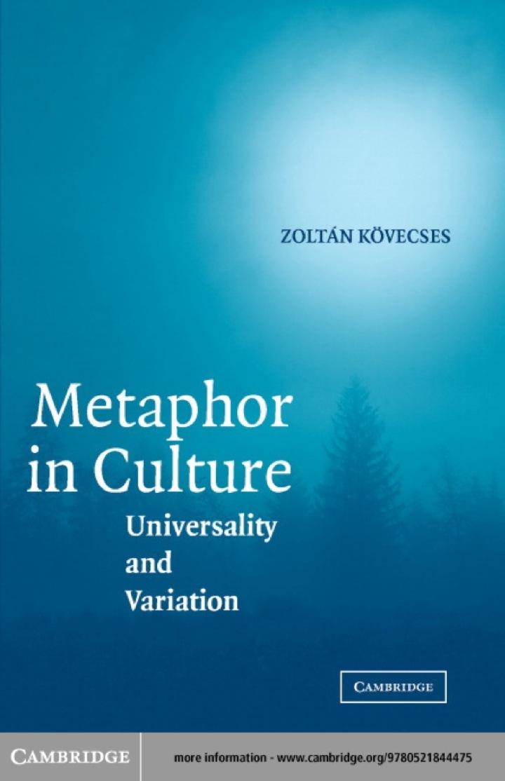 Metaphor in Culture