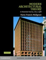"""""""Modern Architectural Theory"""" (9780511110023)"""