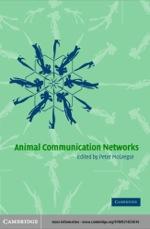 """Animal Communication Networks"" (9780511110108)"
