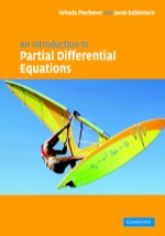 """""""An Introduction to Partial Differential Equations"""" (9780511110252)"""
