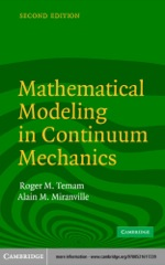 """Mathematical Modeling in Continuum Mechanics"" (9780511111662)"