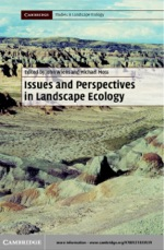 """""""Issues and Perspectives in Landscape Ecology"""" (9780511111839)"""