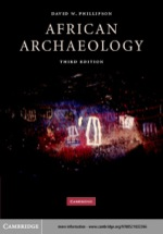 "African Archaeology"" (9780511111846)"