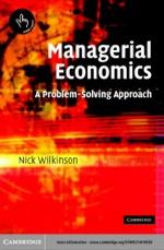"""""""Managerial Economics"""" (9780511113772)"""