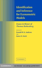 "Identification and Inference for Econometric Models"" (9780511114045)"