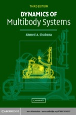 "Dynamics of Multibody Systems"" (9780511114205)"
