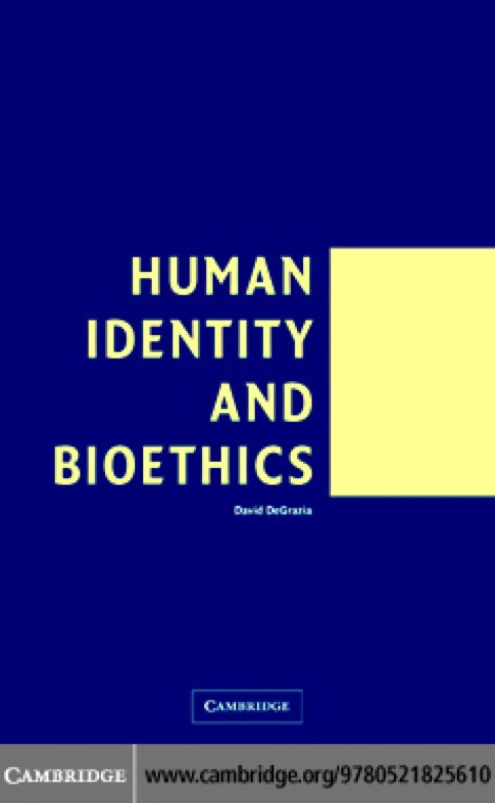 Human Identity and Bioethics