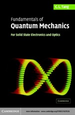 """Fundamentals of Quantum Mechanics"" (9780511123818)"