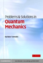 """""""Problems and Solutions in Quantum Mechanics"""" (9780511126604)"""