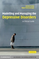 """Modelling and Managing the Depressive Disorders"" (9780511128271)"