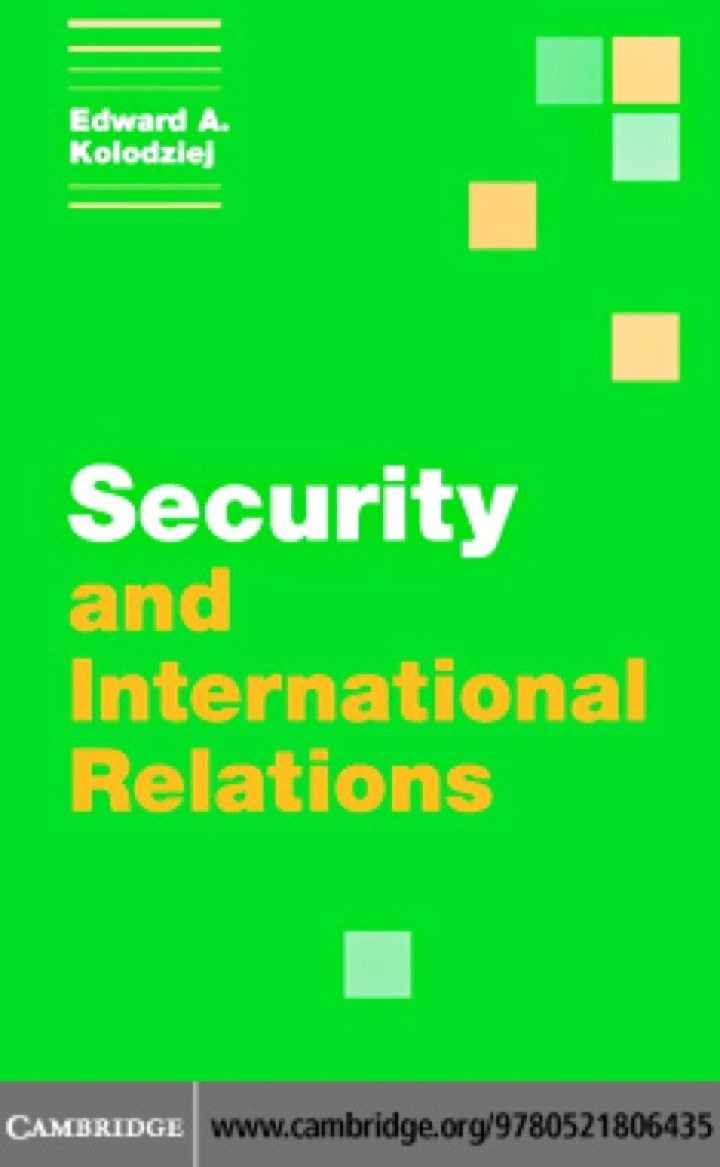 Security and International Relations