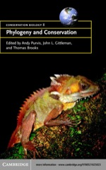 """Phylogeny and Conservation"" (9780511128691)"