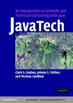 """""""JavaTech, an Introduction to Scientific and Technical Computing with Java"""" (9780511128776)"""