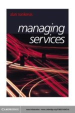 """""""Managing Services"""" (9780511128790)"""