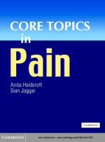 """Core Topics in Pain"" (9780511131257)"