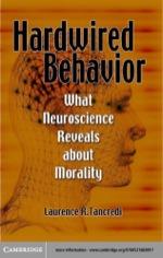 """Hardwired Behavior"" (9780511131301)"