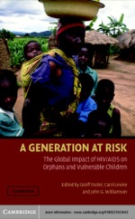"""""""A Generation at Risk"""" (9780511131349)"""