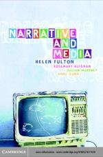 """""""Narrative and Media"""" (9780511131585)"""