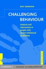 """""""Challenging Behaviour"""" (9780511131608)"""