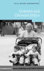 """Genetics and Christian Ethics"" (9780511133459)"