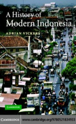 """""""A History of Modern Indonesia"""" (9780511133497)"""