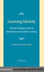 """Learning Identity"" (9780511133640)"