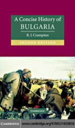"""A Concise History of Bulgaria"" (9780511133817)"