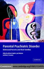 """Parental Psychiatric Disorder"" (9780511134203)"
