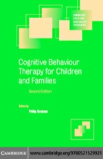 """Cognitive Behaviour Therapy for Children and Families"" (9780511134210)"