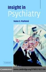 """Insight in Psychiatry"" (9780511137938)"