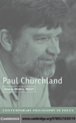 """Paul Churchland"" (9780511137976)"