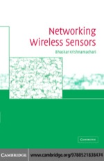 """Networking Wireless Sensors"" (9780511138010)"