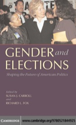 """""""Gender and Elections"""" (9780511138089)"""