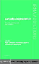 """Cannabis Dependence"" (9780511159053)"