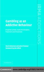 """Gambling as an Addictive Behaviour"" (9780511159084)"