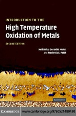 """""""Introduction to the High Temperature Oxidation of Metals"""" (9780511159169)"""